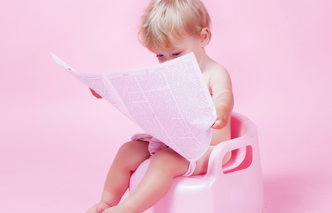 Potty Training: A Take-It-Easy Guide