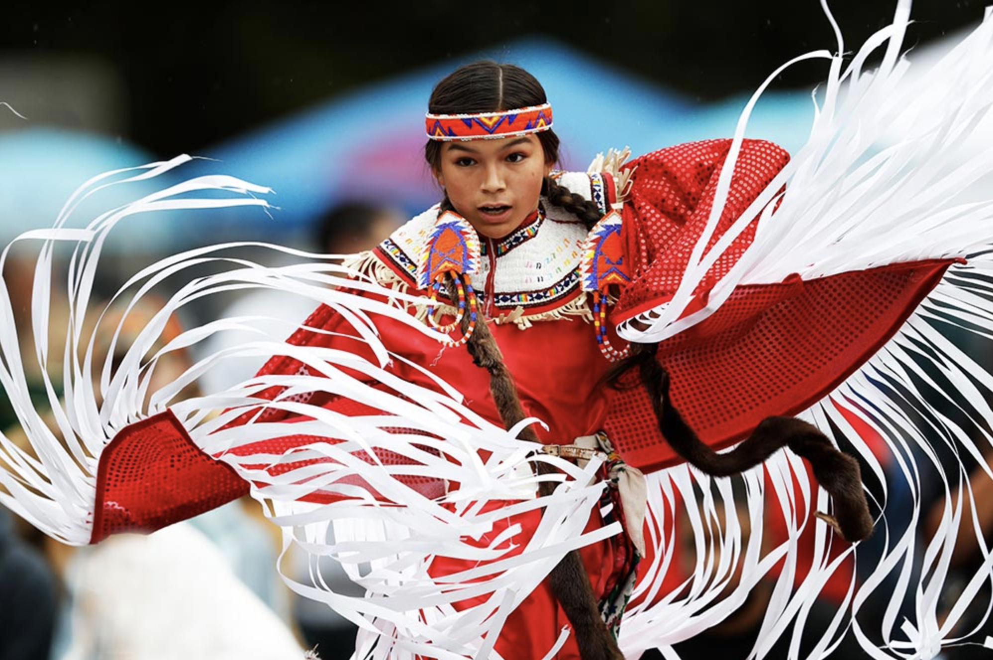 Native American Indian Education Pow Wow