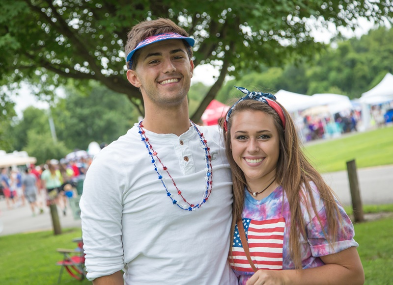 Freedom Fest Returns to Drakes Creek Park on July 3