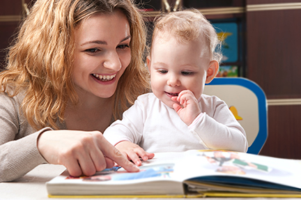 Read to Your Little One!