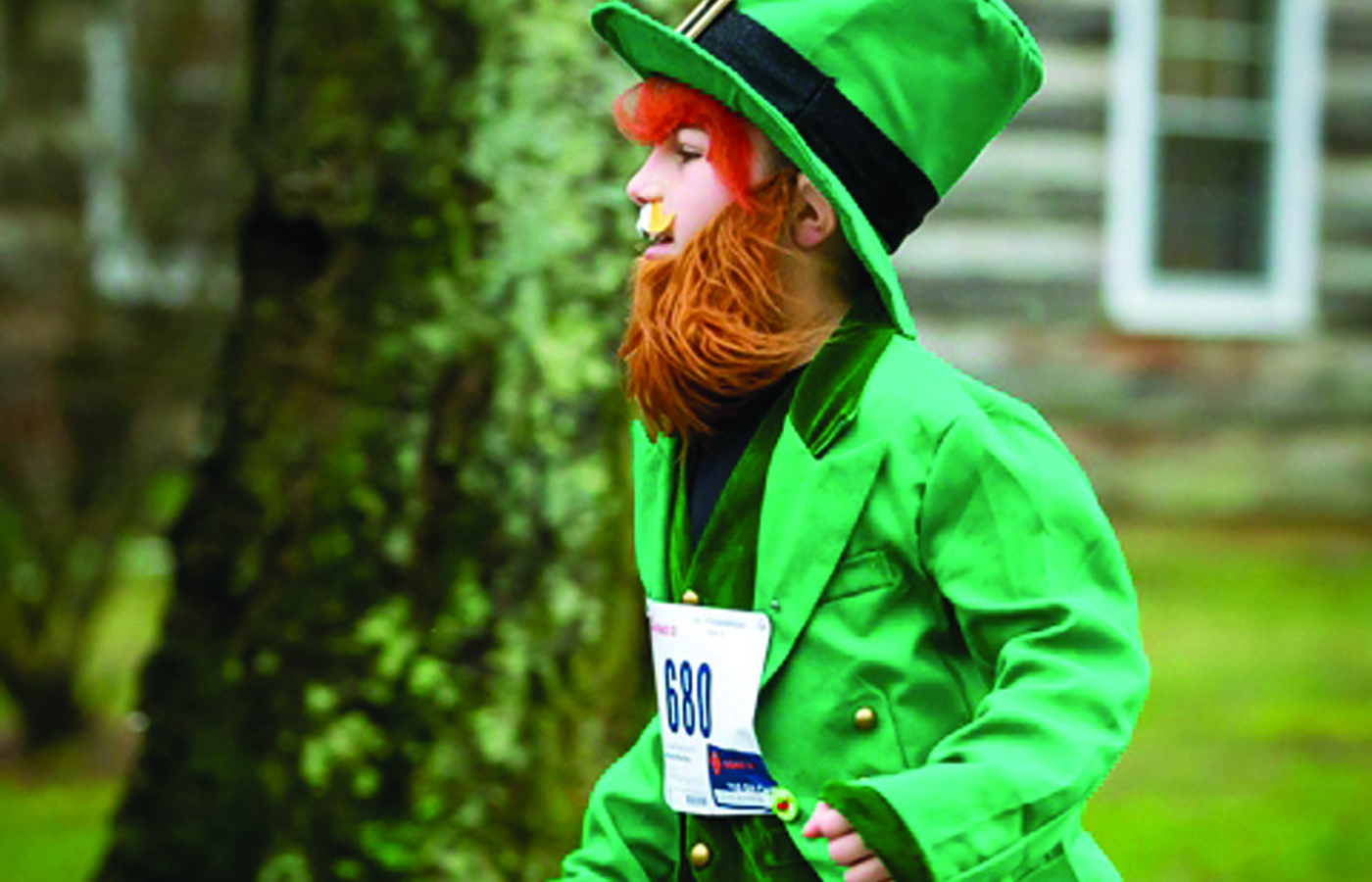 Sign Up for Shamrock Run