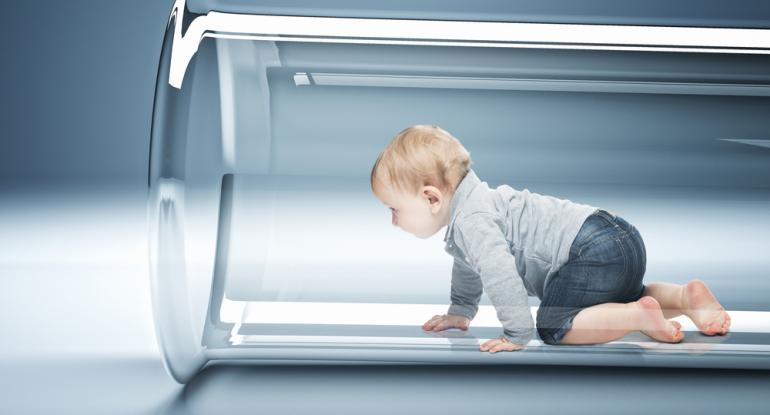 Genetically Modified Babies ... Wave of the Future, Scientists Say (Why Does That Make Us Sad?)