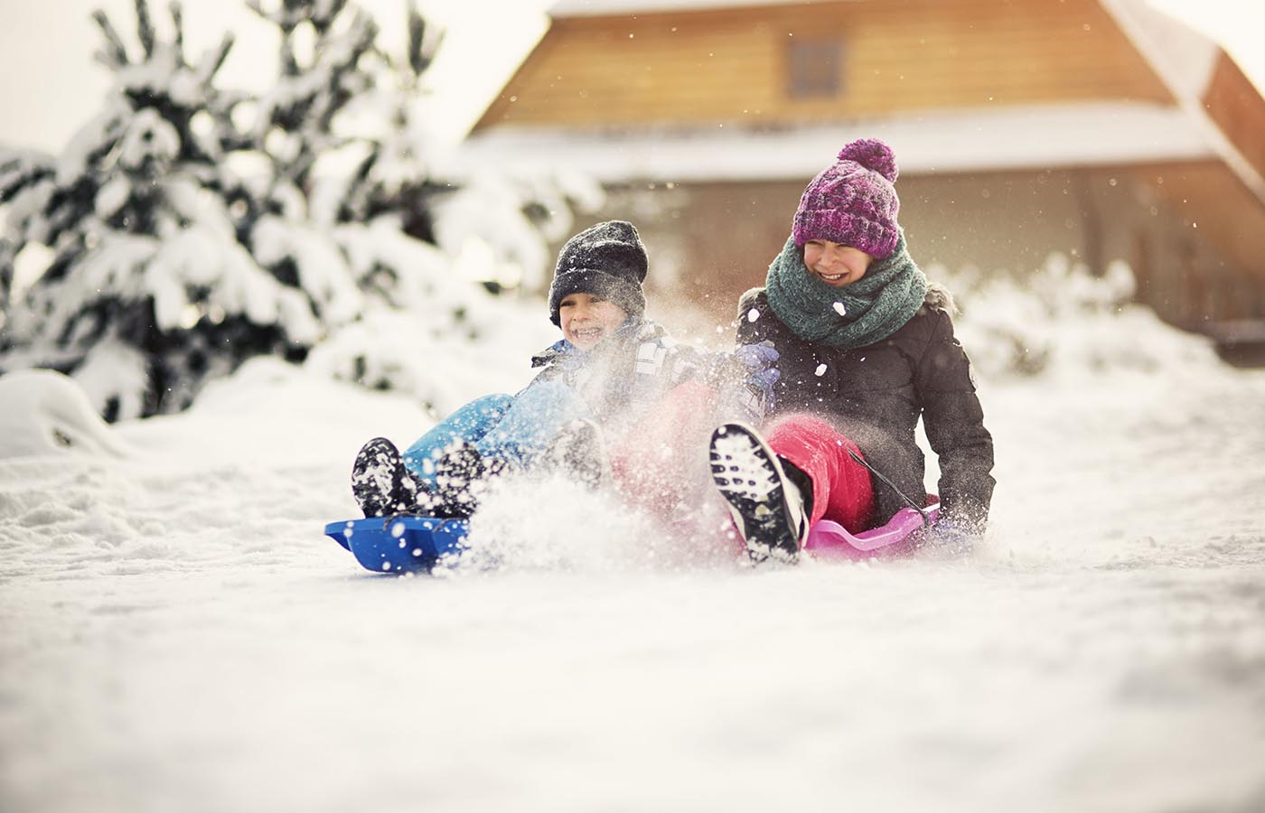 No Sled, No Problem! Check Out These Easy Alternatives