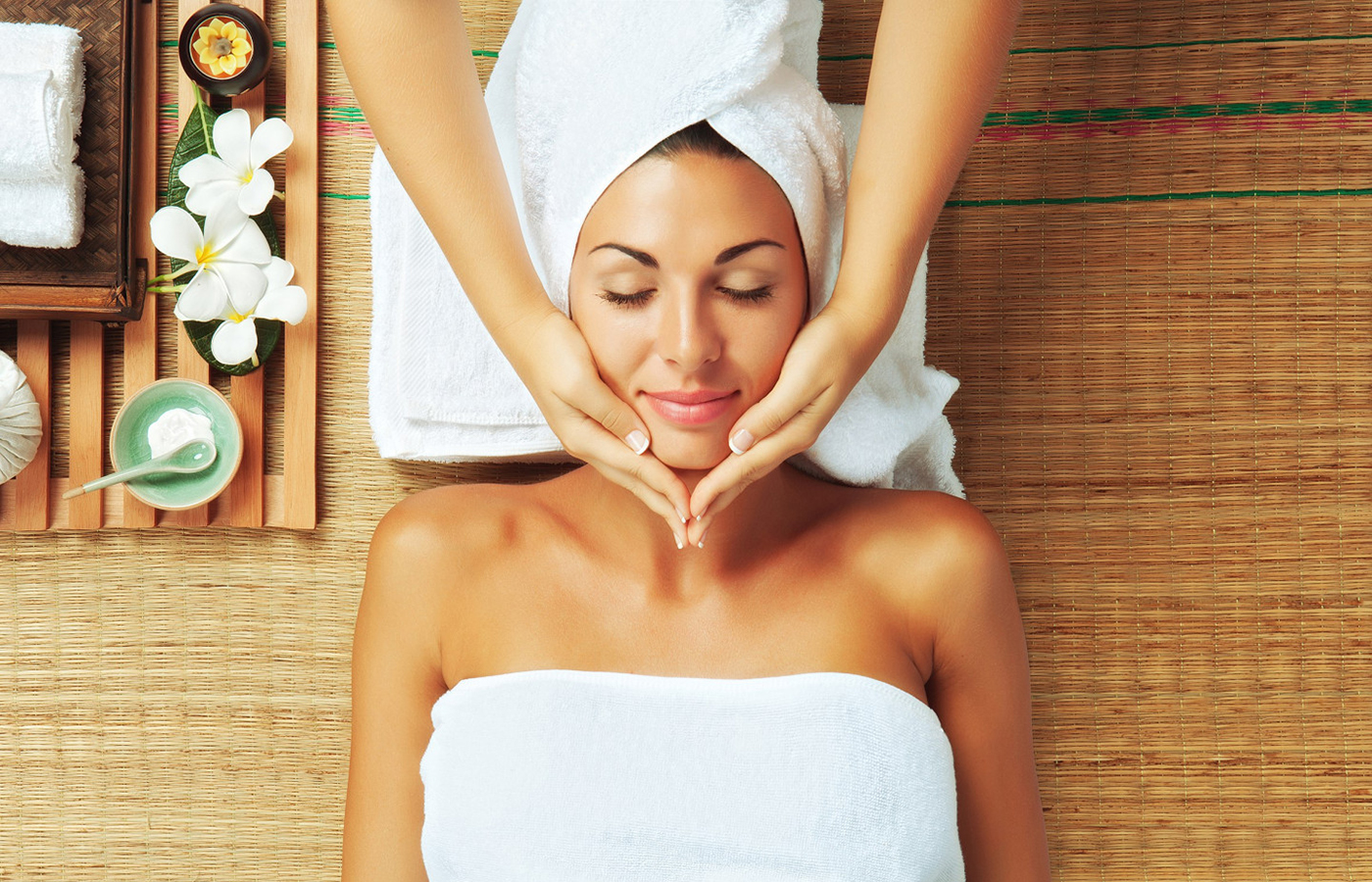 Enter Here to WIN A Spa Package at A Moment's Peace Salon