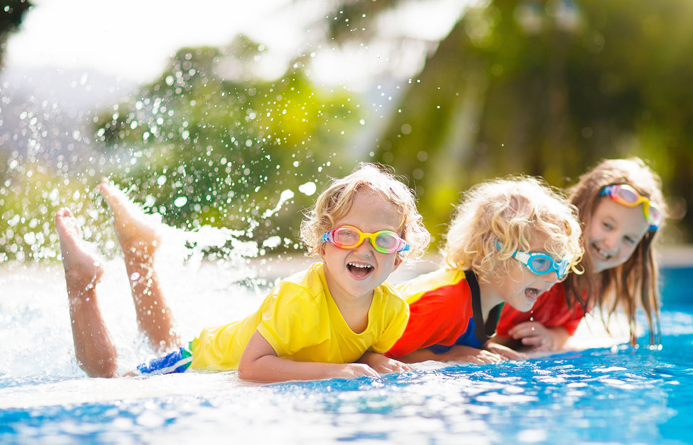 Protect Kids From Drowning This Summer