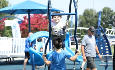 Murfreesboro Celebrates Opening of BlueCross Healthy Place at Barfield Crescent Park