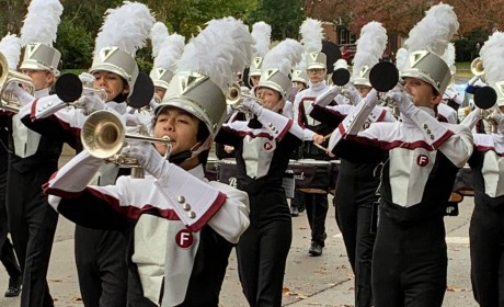 Franklin High Band to Host March Across Time Virtual Event