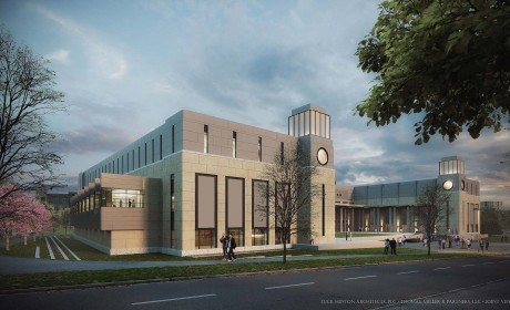 New Tennessee State Library and Archives Building Set to Open in April