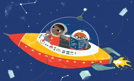 Blast Off with Summer Reading!