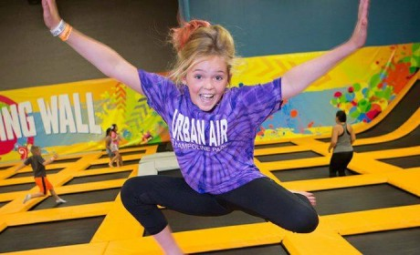 Urban Air Adventure Park NOW OPEN in Franklin