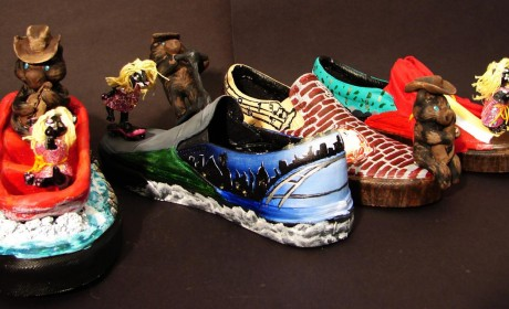 Vote for Station Camp Art Students in the Vans Custom Culture Contest