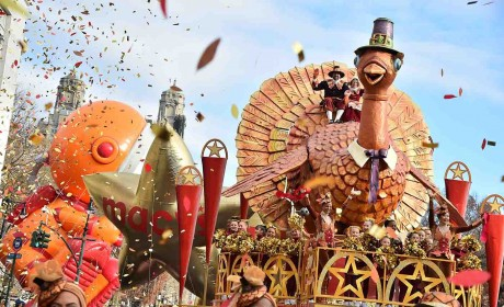 Interesting Facts About Macy's Thanksgiving Day Parade
