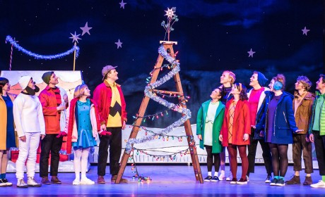 The 'Peanuts' Gang Comes to Nashville Dec. 16-22 for 'A Charlie Brown Christmas Live On Stage'