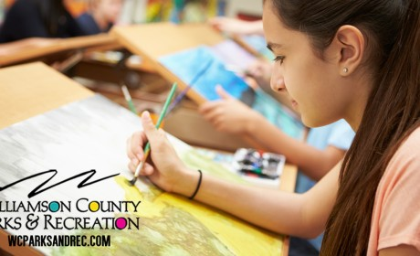 Art Programs Offered at Rec Facilities in January