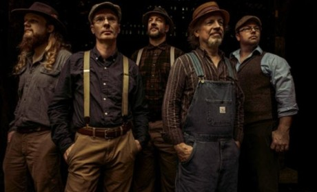 Award-Winning Bluegrass Band to Perform in Franklin