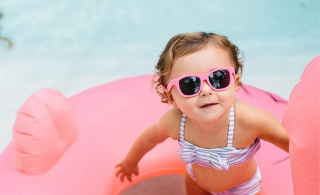 The Need for Baby Sunglasses