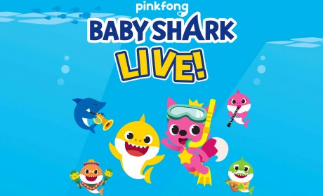"""Baby Shark Live!"" Officially Goes on Tour"