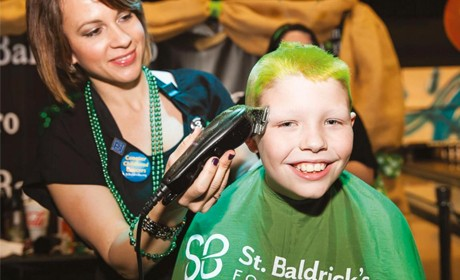 Shave Your Head for Bald in the Boro