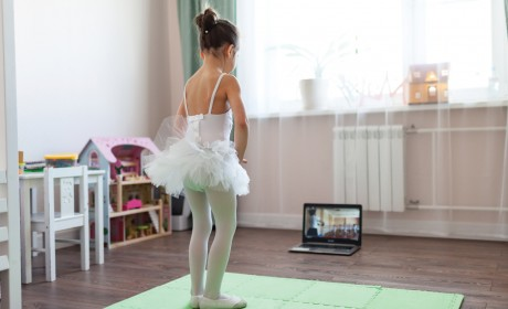 Nashville Ballet's Online Classes for Kids