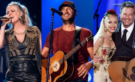 Carrie Underwood, Luke Bryan & More To Perform At 'CMA Summer Jam'
