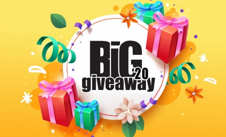 WIN a Prize or Experience With the BIG GIVEAWAY!