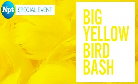 NPT's Big Yellow Bird Bash: March 30
