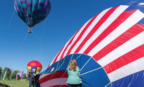 Boro Balloon Fest's Limited Ride Tickets