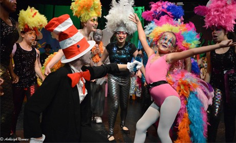 New Year Theater Classes