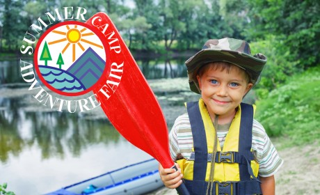 Summer Camp Adventure Fair: Apr. 10, 2021