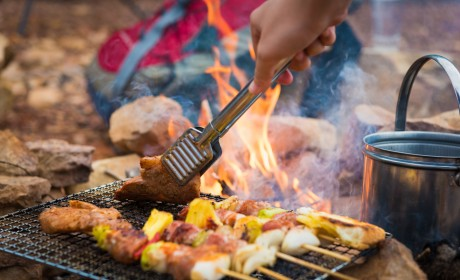 Campfire Meals and Treats
