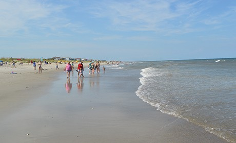Carolina Beach: Let's Go Camping!