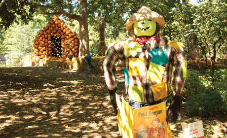Fall Family Fun at Cheekwood