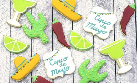Make Cinco de Mayo Cookies!