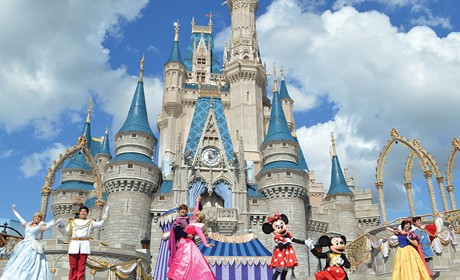 Pint-Sized Fun at Walt Disney World