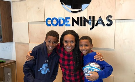 Code Ninjas: The Newest Hot Spot for Kids