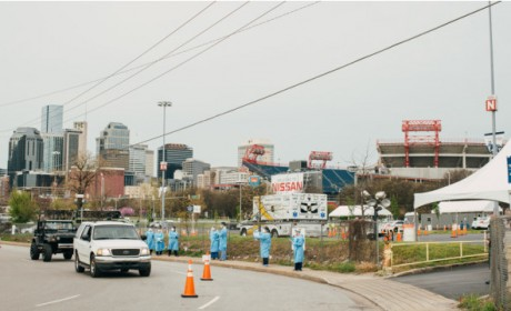 Metro to Host Drive-Thru Vaccination Event at Nissan Stadium