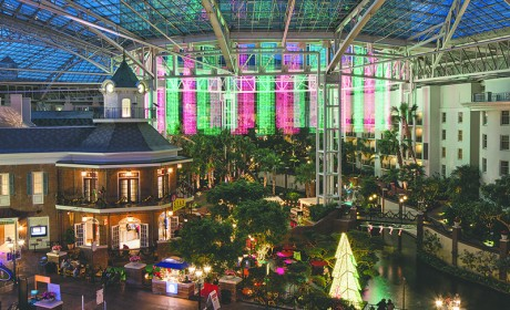 Gaylord Opryland Unveils New Pop-Up Christmas Experience