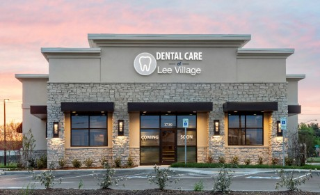 Dental Care of Lee Village Open House