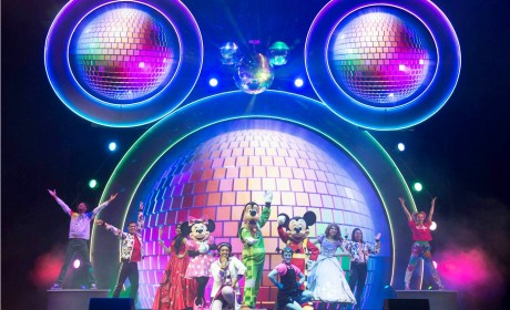 Giveaway: Disney Junior Holiday Party! On Tour