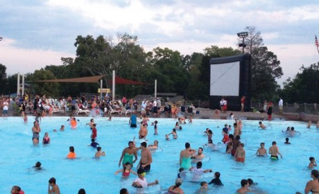 Dive-In Movies at Nashville Shores