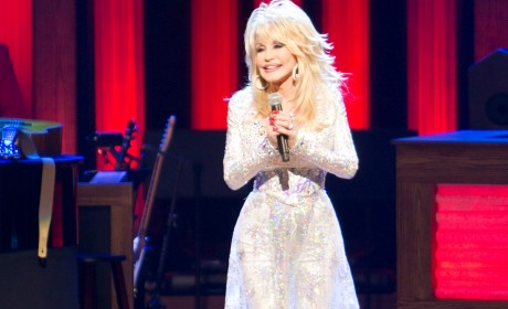 Dolly Parton's Opry Memories Exhibit