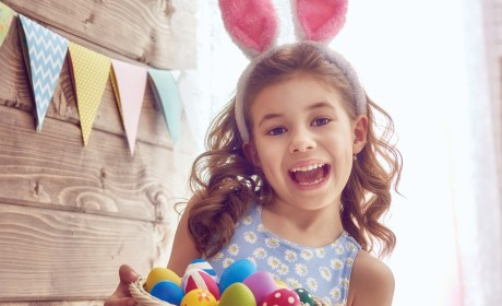 Homespun Happy Easter Ideas