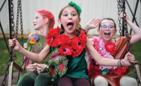 Nashville Shakespeare Festival Kids' Programs