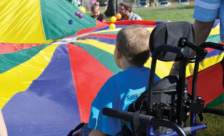 Summer Camps for Kids with Special Needs
