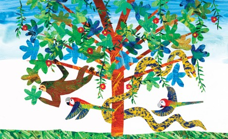 Eric Carle at the Frist Opens Oct. 18