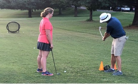 Sign Up for First Tee Hendersonville