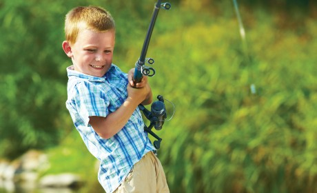Free Kids' Fishing Rodeo March 30