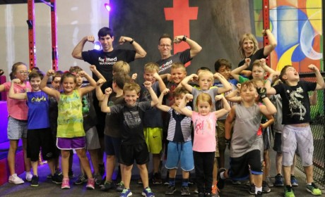 Ninja Camp at Fortified Fitness