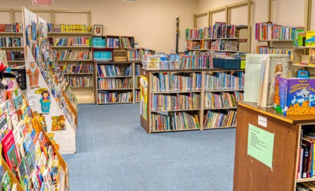 Hendersonville Library's Spring Book Sale Going On Now