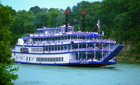 It's Showtime! Step On Board the General Jackson Showboat